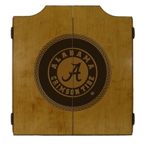 Alabama MEDALLION SERIES Dart Cabinet
