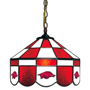 "Arkansas 14"" Executive Swag Hanging Lamp"