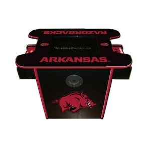 Arkansas Arcade Console Table Game