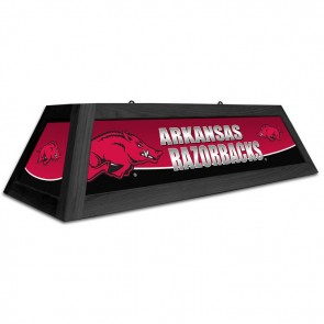 "Arkansas 42"" Spirit Game Table Lamp"