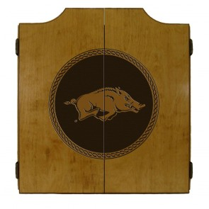 Arkansas MEDALLION SERIES Dart Cabinet