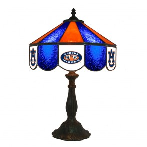 "Auburn AU and Eye of Tiger 14"" Table Lamp"