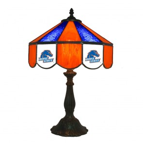 "Boise State 14"" Table Lamp"