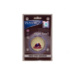 Boise State Cue Ball