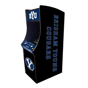 Brigham Young Arcade Upright Game