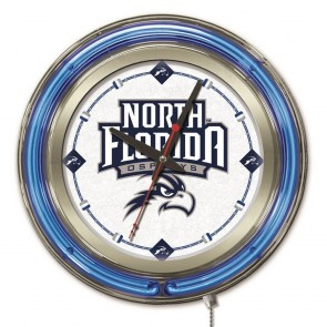 North Florida 15-Inch Neon Clock