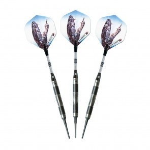 Black Mamba Soft Tip Darts