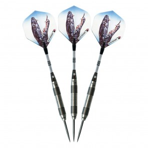 Black Mamba Steel Tip Darts