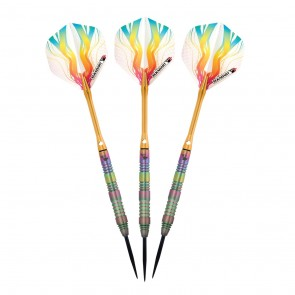 Rainbow Steel Tip Darts