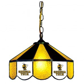 "Georgia Tech 14"" Swag Hanging Lamp"