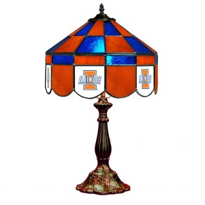 "Illinois 14"" Executive Table Lamp"