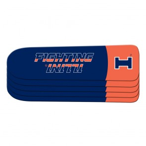 Illinois Fan Blade Cover Set