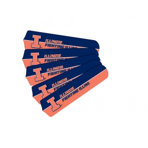Illinois Fan Blade Set