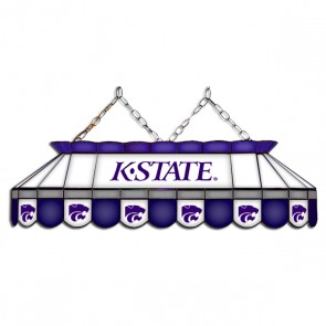 "Kansas State MVP 40"" Pool Table Lamp"