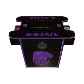 Kansas State Arcade Console Table Game