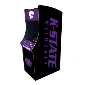 Kansas State Arcade Upright Game