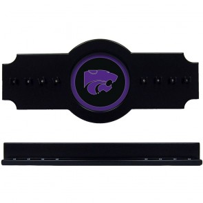 Kansas State 2 Piece Cue Rack