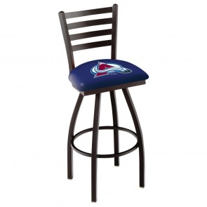L014 Colorado Avalanche Bar Stool