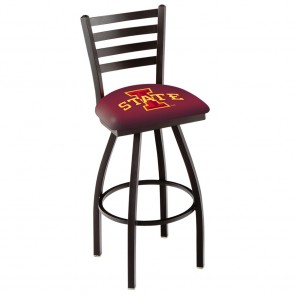 L014 Iowa State Bar Stool