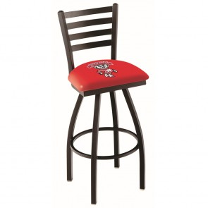 L014 Wisconsin Badger Bar Stool