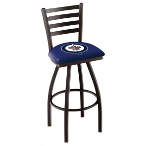 L014 Winnipeg Jets Bar Stool