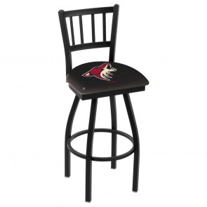 L018 Arizona Coyotes Bar Stool