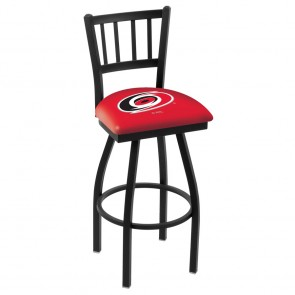 L018 Carolina Hurricanes Bar Stool