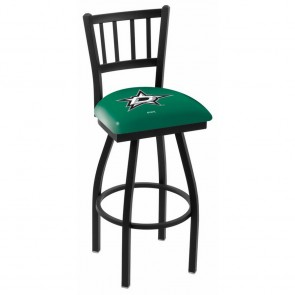 L018 Dallas Stars Bar Stool