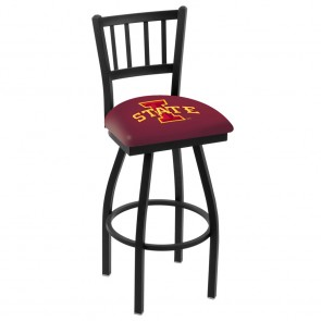 L018 Iowa State Bar Stool