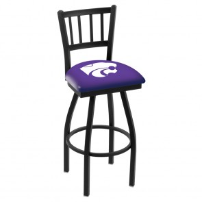 L018 Kansas State Bar Stool