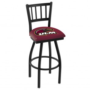 L018 Louisiana-Monroe Bar Stool
