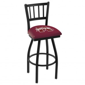 L018 Mississippi State Bar Stool
