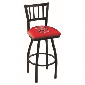L018 North Carolina State Bar Stool