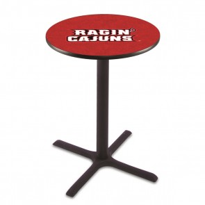 L211 Louisiana-Lafayette Pub Table