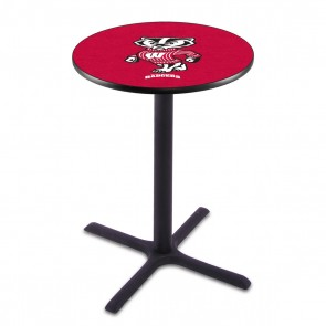 L211 Wisconsin Badger Pub Table