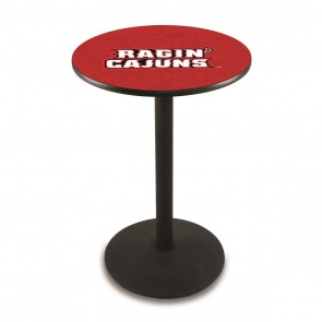 L214B Louisiana-Lafayette Pub Table