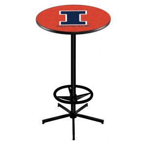 L216B Illinois Pub Table