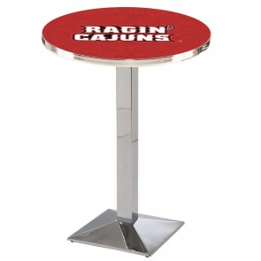 L217C Louisiana-Lafayette Pub Table