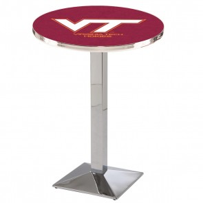 L217C Virginia Tech Pub Table