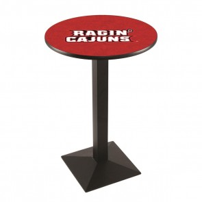 L217B Louisiana-Lafayette Pub Table