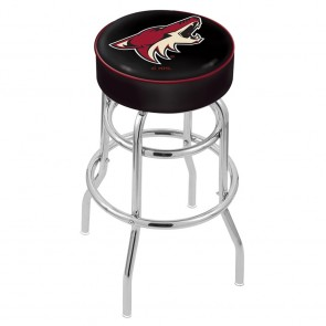L7C1 Arizona Coyotes Bar Stool