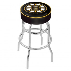 L7C1 Boston Bruins Bar Stool