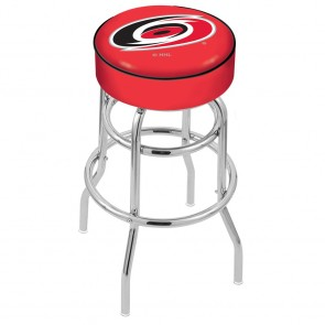 L7C1 Carolina Hurricanes Bar Stool