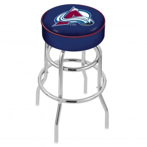 L7C1 Colorado Avalanche Bar Stool