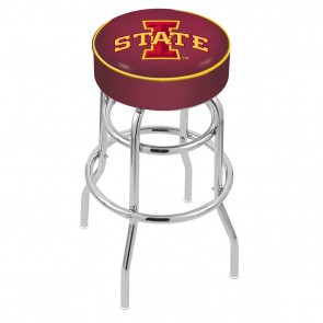 L7C1 Iowa State Bar Stool
