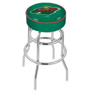 L7C1 Minnesota Wild Bar Stool