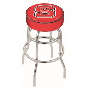 L7C1 North Carolina State Bar Stool
