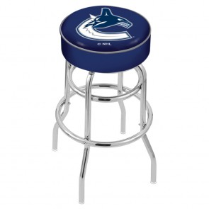 L7C1 Vancouver Canucks Bar Stool