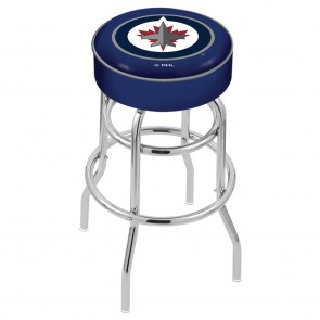 L7C1 Winnipeg Jets Bar Stool