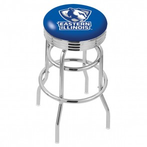 L7C3C Eastern Illinois Bar Stool